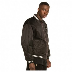 Grimey Call Of Yore Reversible Satin Jacket