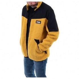Fila Men Manolo Sherpa Fleece Jacket