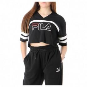 Fila Women Jaina Cropped Sporty Tee