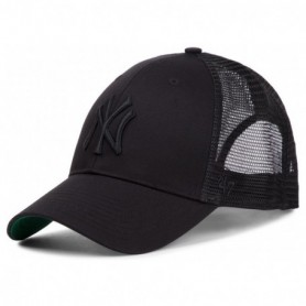 47 Brand Trucker Black New York