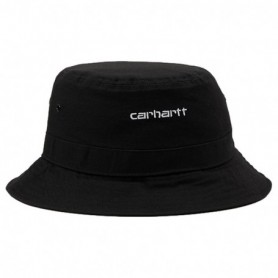 Carhartt Script Bucket Hat Black