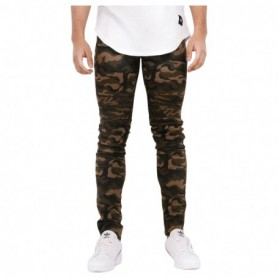 Sixth June Skinny Camo Jeans