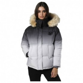 Sik Silk Short Puff Parka Jacket